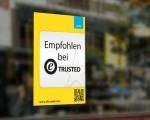 Trusted Shops und 1&1 sammeln Kundenbewertungen für Ladengeschäfte