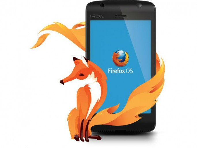 Firefox OS Smartphone (Grafik: Mozilla)
