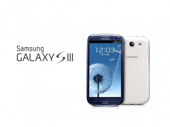 Samsung Galaxy S3 (Bild: Samsung)