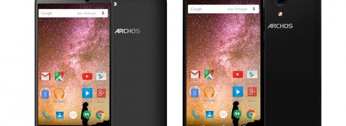 Archos 40 Power und Archos 50 Power (Bild: Archos)