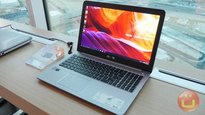 Das Asus Vivobook K501 (Bild: Übergizmo)