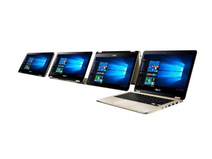 Asus-Vivobooks (Bild: Asus)