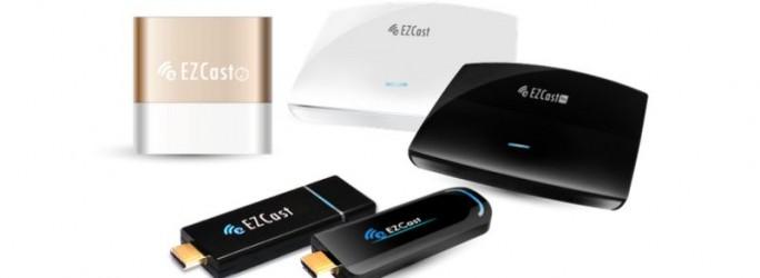EZCast Streaming-Dongles (Bild: EzCast)