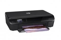 Das vom Hersteller empfohlen monatliche Druckvolumen liegt beim HP Envy 4500 zwischen 100 und 400 Seiten (Bild: HP Inc.)