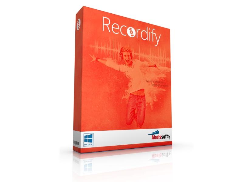 Abelssoft stellt Recordify zum Mitschneiden von Musik vor