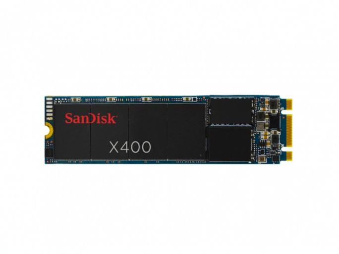 X400 SSD (Bild: SanDisk)