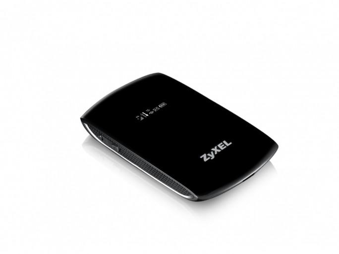 Der portable LTE-Router Zyxel WAH7706 unterstützt unter anderem LTE Cat.6 und Dual-Band-WLAN (Bild: Zyxel).