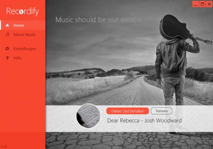 Abelssoft_Recordify (Screenshot: Abelssoft)