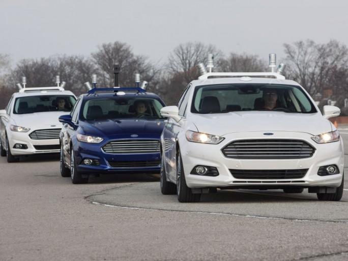 Ford erprobt autonome Fahrzeuge (Bild: Ford)