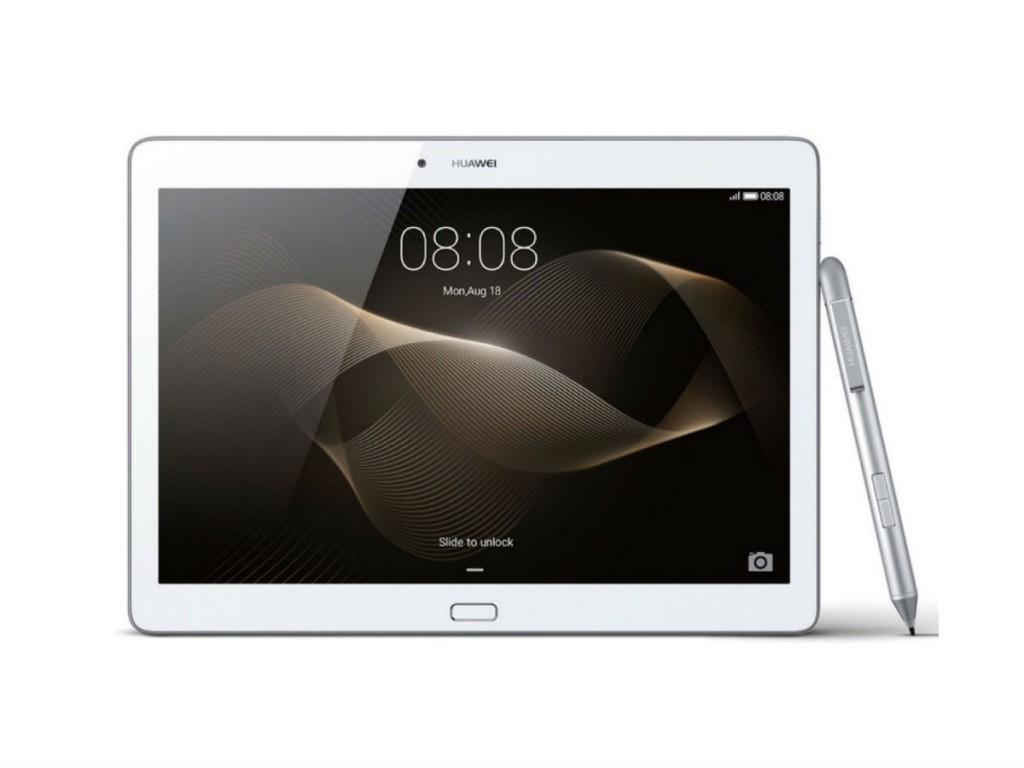 MediaPad M2 10.0: Huawei zeigt Tablet mit Metallgehäuse