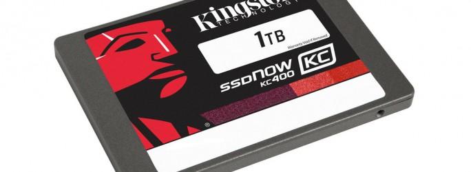 kingston_ssdnow-kc400 (Bild: Kingston)