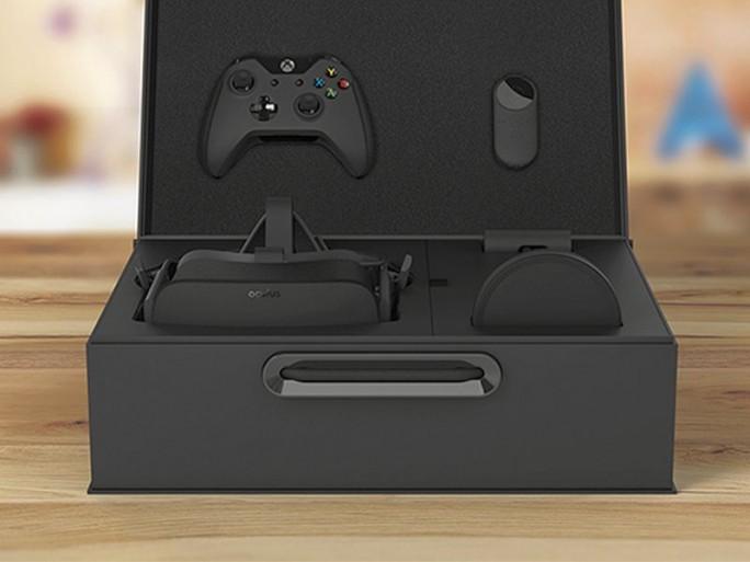 Oculus Rift Box (Bild: Oculus VR)