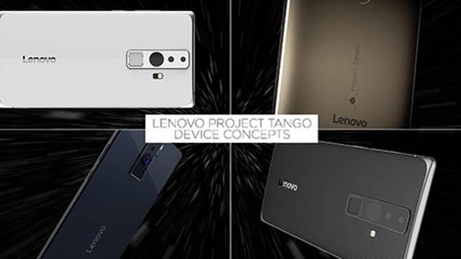project tango (Bild: Lenovo)