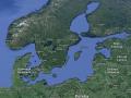 rostock-helsinki (Bild: ZDNet.de via Google Earth)