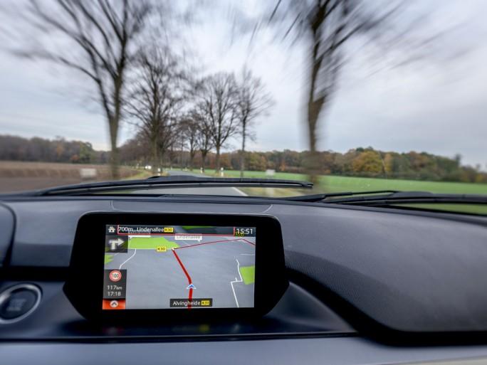 Navigationssystem (Bild: Roberto Schirdewahn)