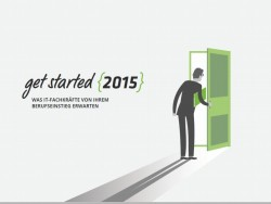 Studie Get Started 2015 (Screenshot: ITespresso)
