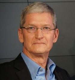 """Die alte Weisheit """"Geld stinkt nicht"""" gilt offenbar auch für Apple-CEO Tim Cook (Bild: Joan E. Solsman/CNET)."""