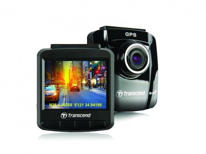 Dashcams: DrivePro 220 (Bild: Transcend)