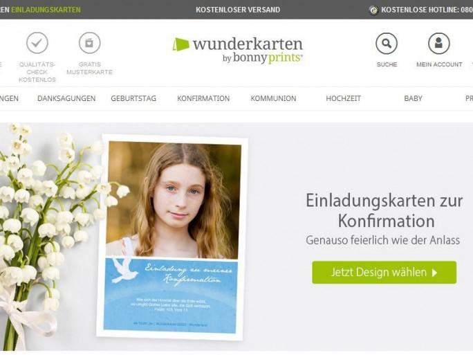 Wunderkarten.de (Screenshot: ITespresso)
