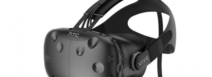 HTC Vive Consumer-Version (Bild: HTC)