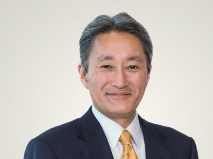 Kazuo Hirai (Bild: Sony)