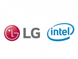 LG Electronics Intel Partnerschaft (Grafik: LG und Intel)