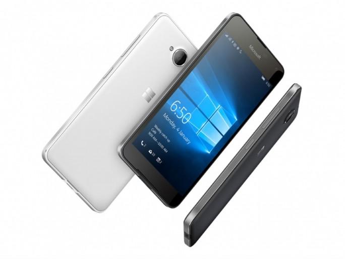Lumia-650 (Bild: Microsoft)