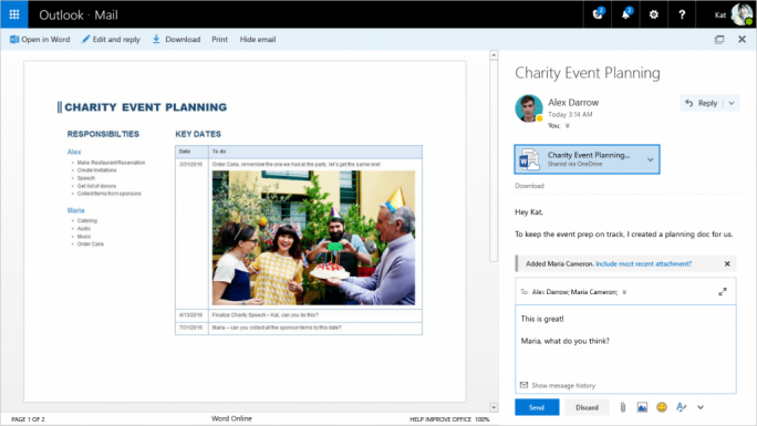 Outlook-out-of-preview-office (Screenshot: Microsoft)
