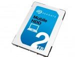 Seagate beginnt mit Auslieferung besonders dünner Notebook-Festplatte mit 2 TByte