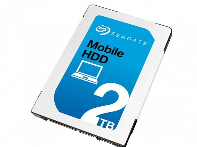Seagate Mobile HDD (Bild: Seagate)