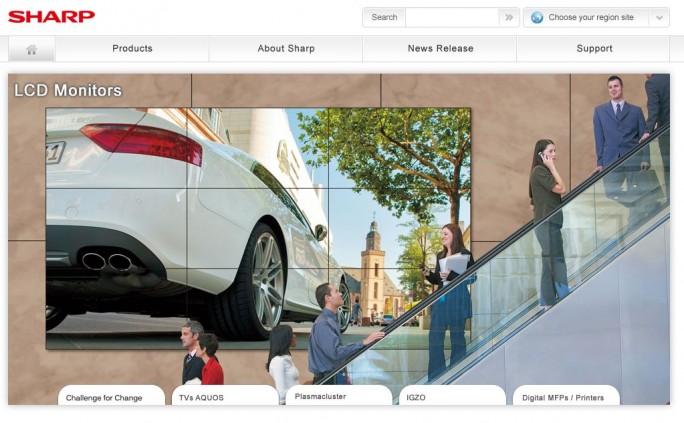 Für Foxconn ist bei Sharp insbesondere Know-how und Technologie von Sharps-LCD-Geschäft interessant (Screenshot: ITespresso).