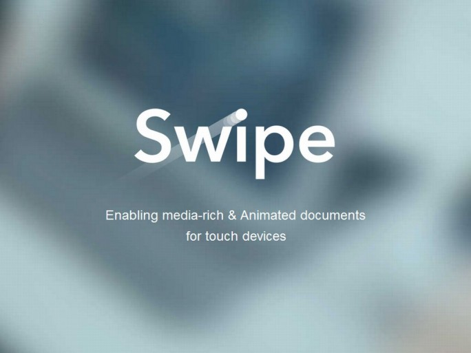 Swipe (Grafik: UIEvolution)