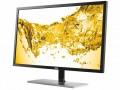 Der 28-Zoll-Bildschirm AOC U2879VF bietet eine Auflösung von 3840 mal 2160 Pixel im Format 16:9 (Bild: AOC)
