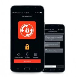Vodafone Secure Call App (Bild: Vodafone)