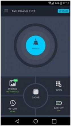 avg-cleaner_dashboard (Screenshot: AVG)