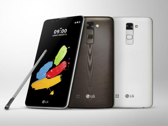 Stylus 2 (Bild: LG Electronics)