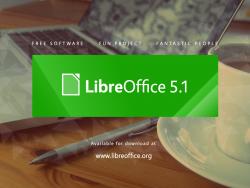 LibreOffice 5.1 (Bild: TDF)