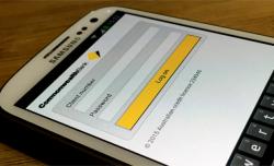 Die Malware Spy.Agent legt einen Prozess über diverse Banking-Apps, mit dem Log-in-Daten ausgespäht werden (Bild: Eset).