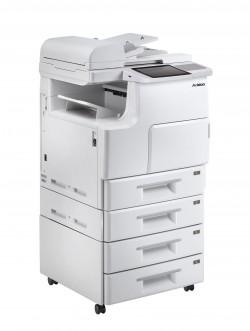 Das A3-Multifunktionsgerät AM7850i ist das größte, der zunächst fünf in Deutschland von Avision angebotenen Druckgeräte (Bild: Avision).