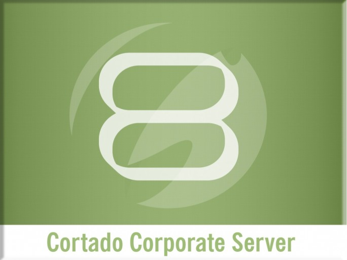 Cortado Corporate Server 8 (Grafik: Cortado)