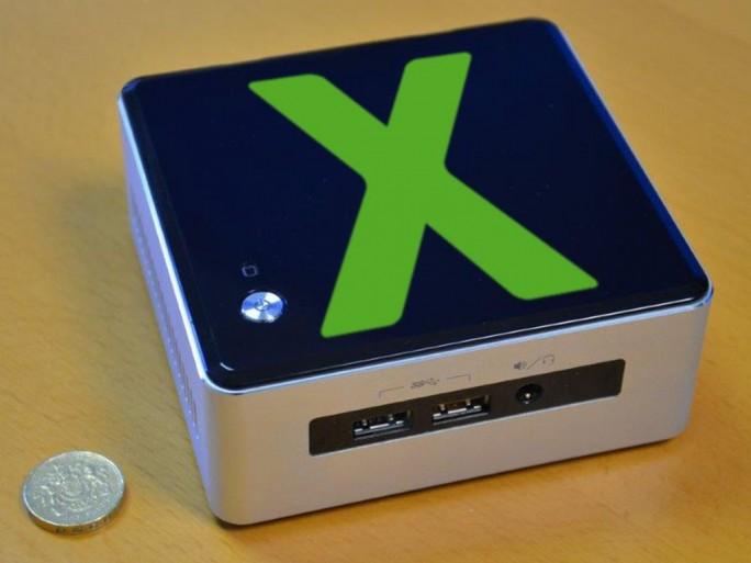 So könnte eine leistungsfähige In-Memory-Datenbank auch aussehen (Bild: Exasol).