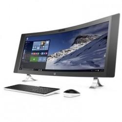 Zu den bereist mit Intels RealSense-Technologie ausgestatteen Produkten gehören zum Beispiel Dells All-in-One-PC Inspiron 24 7000 und der hier abgebildete JP Envy 34 (Bild: HP Inc.)