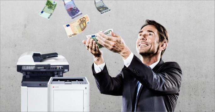Kyocera-Cashback (Bild: Kyocera)