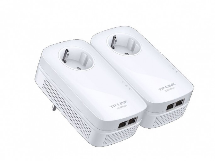 TP-Link-TLPA9020P KIT Powerline (Bild: TP-Link)