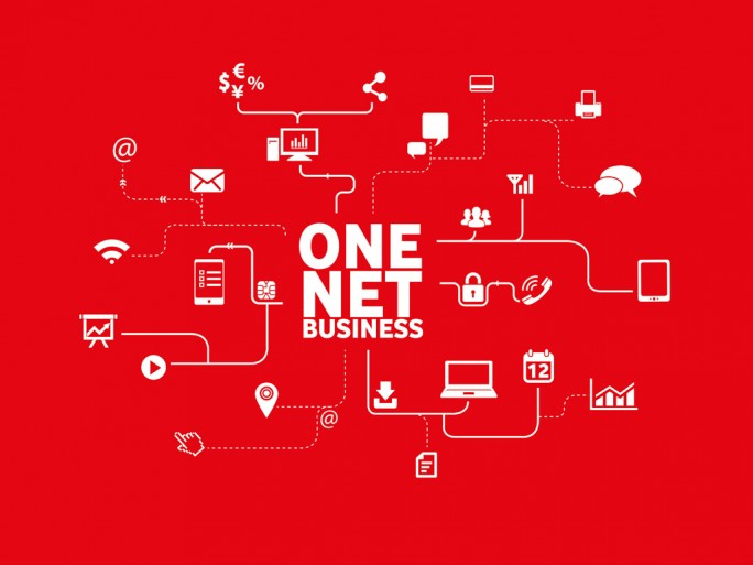 One Net Business (Grafik: Vodafone)