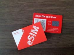 Vodafone beginnt am 11. März mit Vermarktung erster Geräte mit eSIM (Bild: Vodafone)
