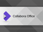 Collabora Office nun in Version 5.0 verfügbar