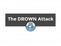 Cloud-Dienste nehmen DROWN-Sicherheitslücke offenbar nicht Ernst (Grafik: drownattack.com)