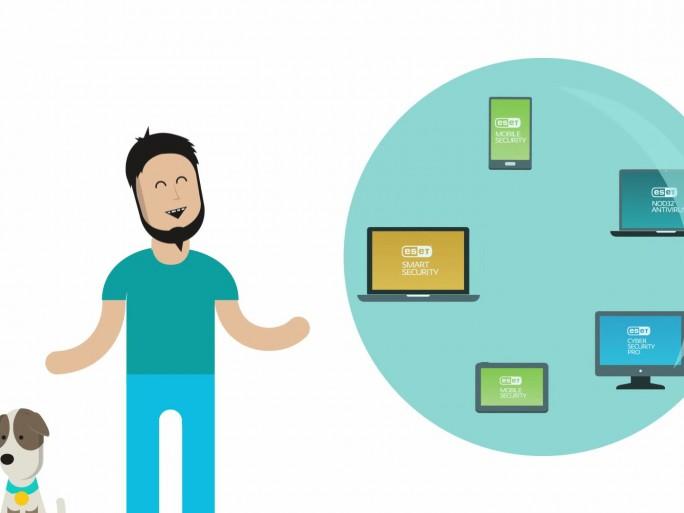Eset Multi-Device-Security (Screenshot: ITespresso)