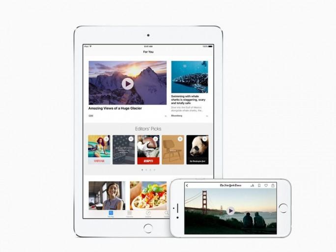 Den Termin für die Freigabe von iOS 9.3 hat Apple noch nicht genannt, eine Vorschau finden Interessenten aber bereits auf der Apple-Website (Bild: Apple).